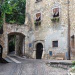 Stare miasto w Arco