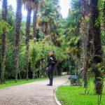 Spacerkiem przez arboretum