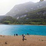 Turkusowe jeziorko Teno