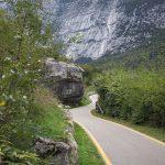 Nowa droga rowerowa w stronę Dro