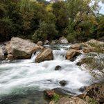 Kaskada na rzece Sarca