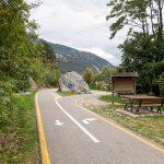 Uatrakcyjnienie szlaku rowerowego