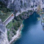 Droga samochodowa wokół j. Garda