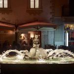 Riva del Garda – fontanna z małą syrenką