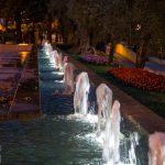 Kolorowa Riva w nocnej odsłonie