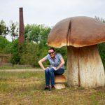 Już wiecie gdzie przyjechać na grzyby ;)
