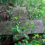Wokół kościoła zaniedbane nagrobki
