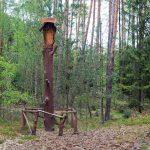 Leśna kapliczka