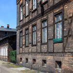 Krzyż Wielkopolski – budynki osiedla kolejowego