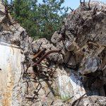 Żelbetowe ściany o grubości 1,5 m