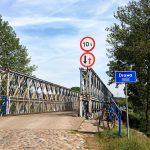 Drawiny –most drogowy na Drawie