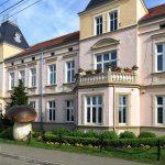Drawsko – urząd gminy i wielki borowik