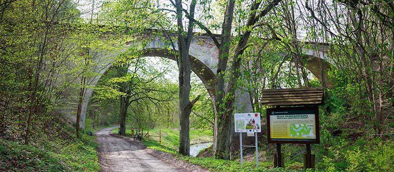 Wałcz – Człopa trasą kolei 412