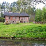 Stary dom nad Cieszynką