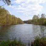 Człopa – jezioro Młyńskie Wielkie