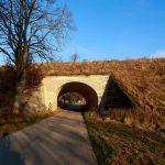 Tunel na drodze Osówka Piecewo