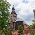 Koniowo – były kościół ewangelicki z 1767 r