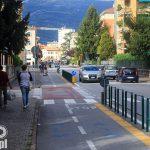 Droga rowerowa w Rovereto