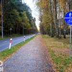 Droga rowerowa do Szamotuł