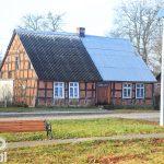 Ciosaniec – szachulcowa chata