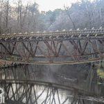 Wysadzony most na Gwdzie