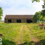 Szachulcowa stodoła