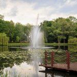 Żmigród – zespół pałacowo-parkowy